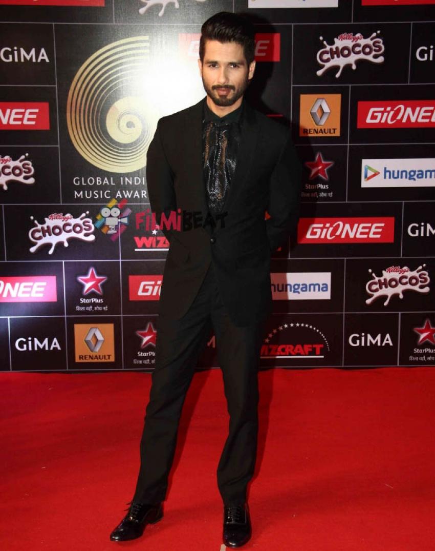 Global Indian Music Awards (GiMA) 2015 Photos