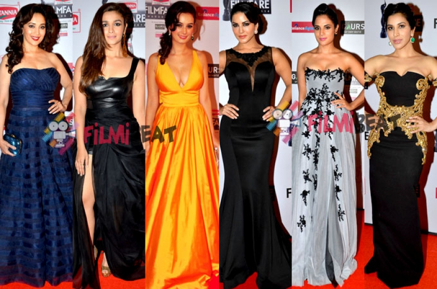 Hottest Celebs At 60th Filmfare Awards Photos