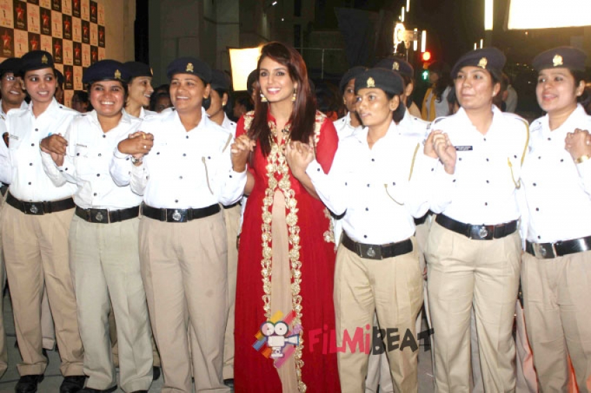 Huma Qureshi At The Launch Of New Series 'Anmol Hai Tu' Photos