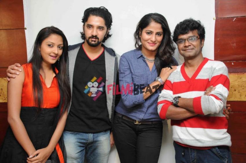 Jwalantham Film Press Meet Photos