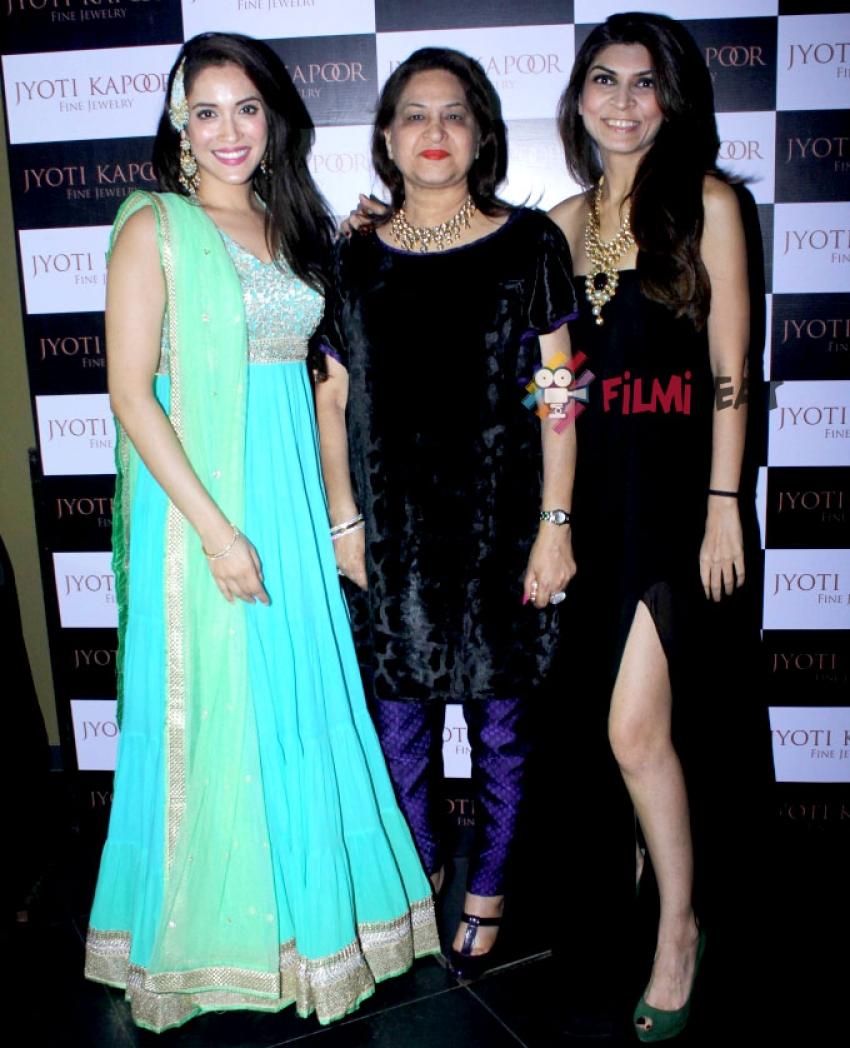 Jyoti Kapoor 'Fine Jewellery' Debuts In India Photos