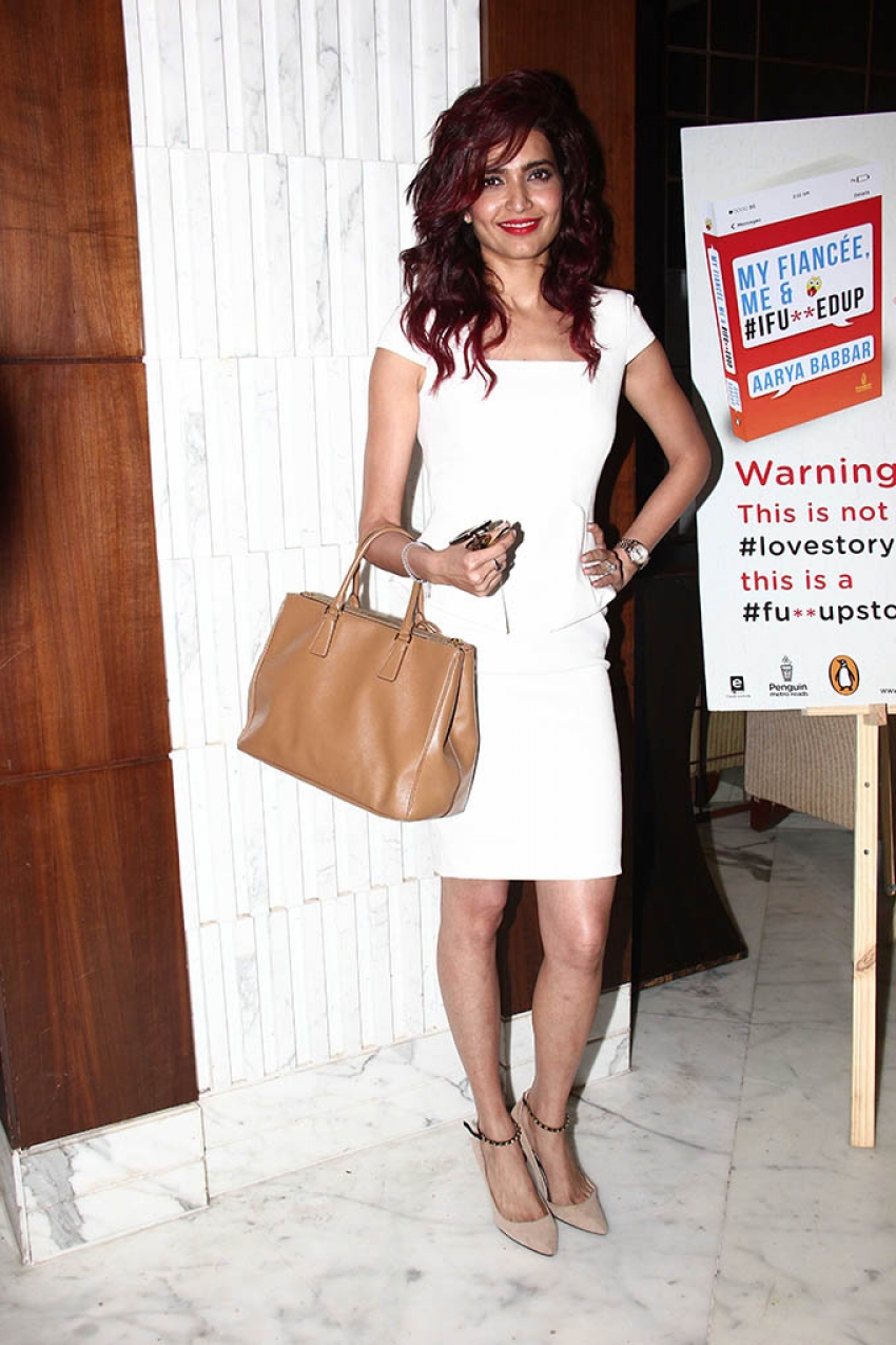 Aarya Babbar Book Launched By Bollywood Celebrities Photos