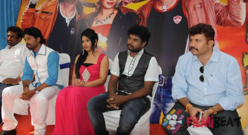 Kilaadi Film Press Meet Photos