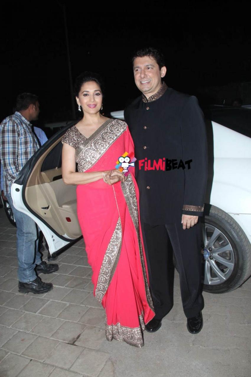 Celebs at Hinduja Pre Wedding Bash Photos