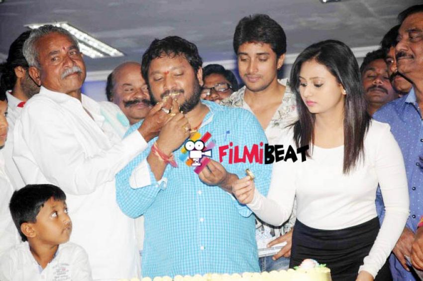Prem & Amoolya's Male Audio Release Function Photos