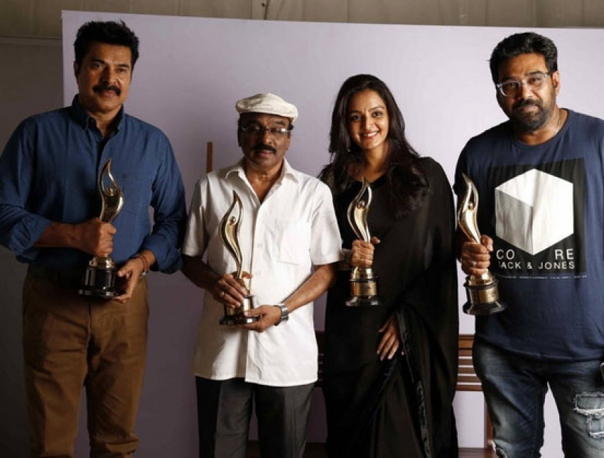 Vanitha-Cera Film Awards 2015 Photos