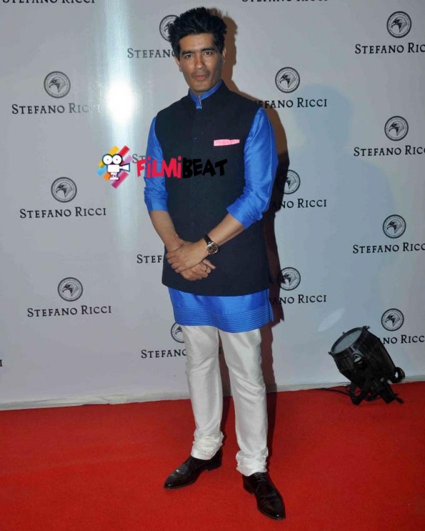 Sridevi Kapoor At Stefano Ricci Flagship Store Launch in Mumbai Photos