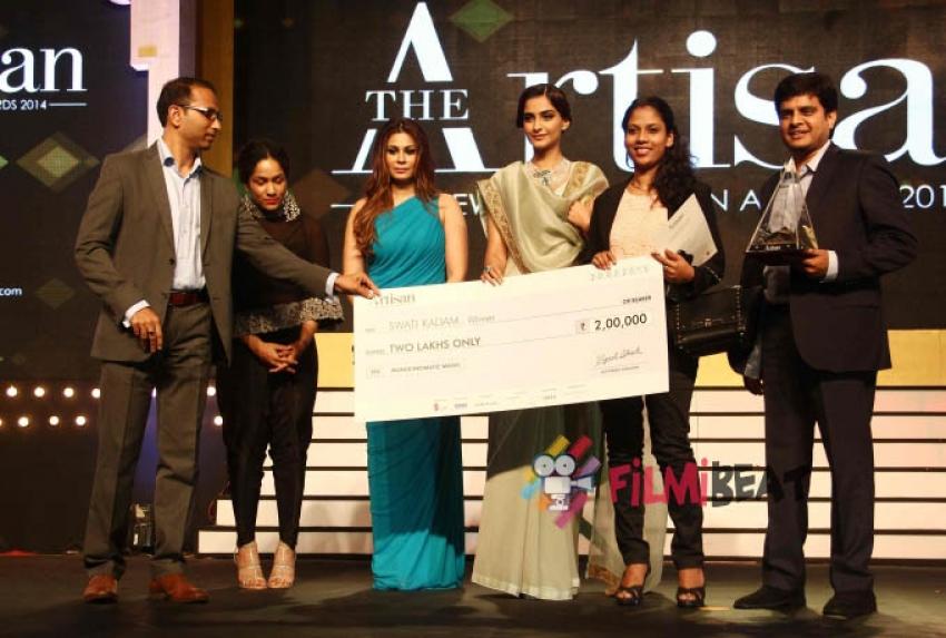 The Artisan Jewellery Design Awards 2014 Photos