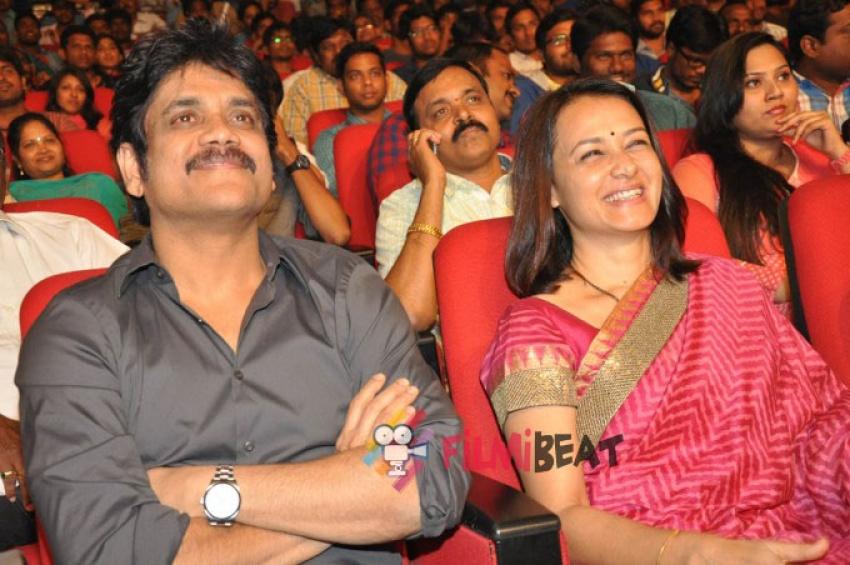 Akhil Akkineni New Movie Launch Photos