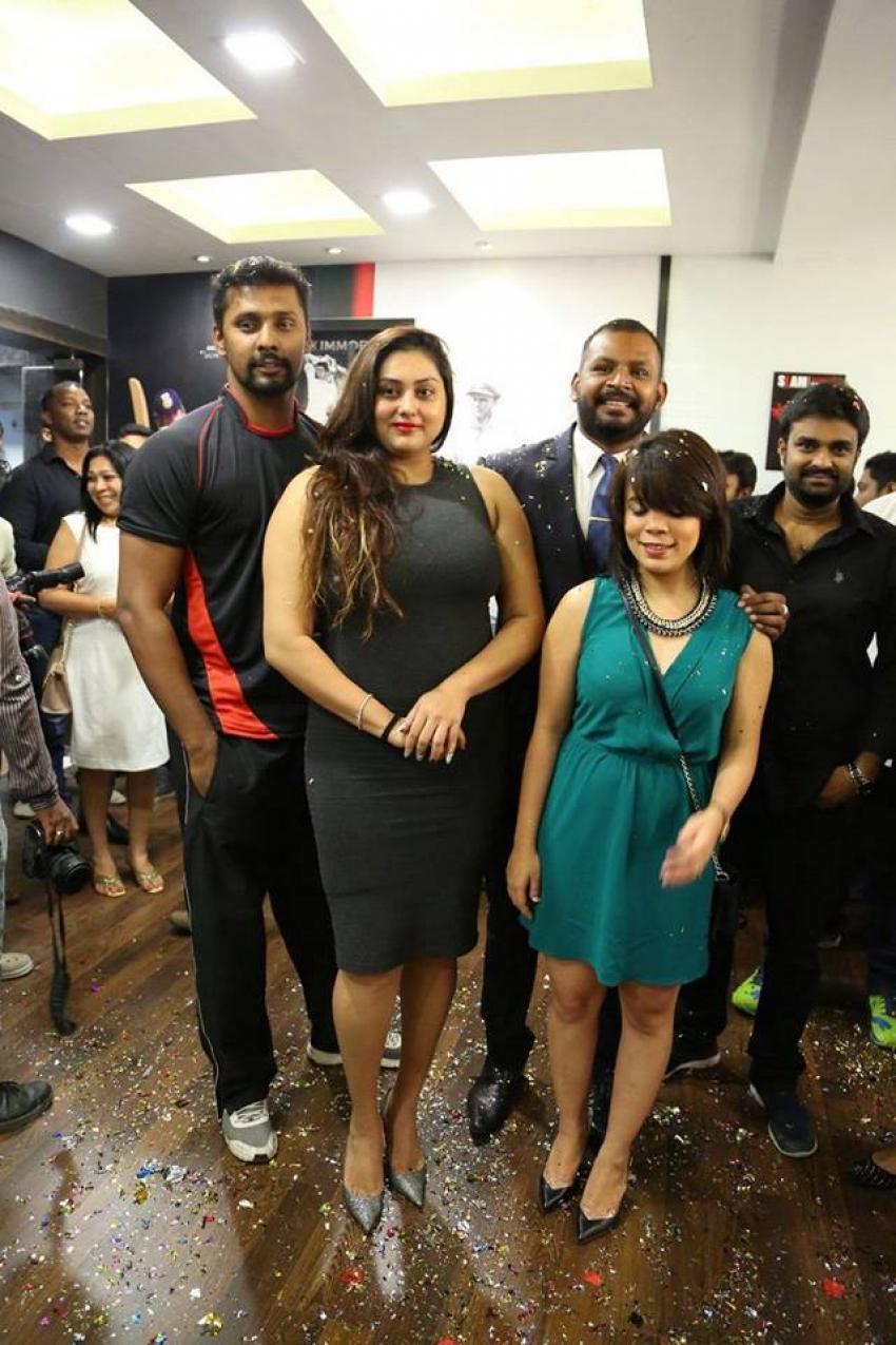 Slim Fitness & Lifestyle Studio Launch Photos