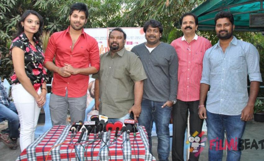 Pesarattu Press Meet Photos
