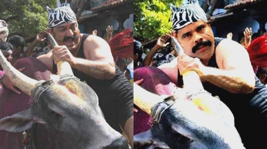 Powerful Avatars Of Powerstar Srinivasan (Fan-made) Photos
