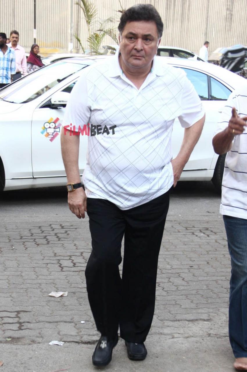 Prayer Meet Of Danny's Manager 'Madan Mohan' Photos