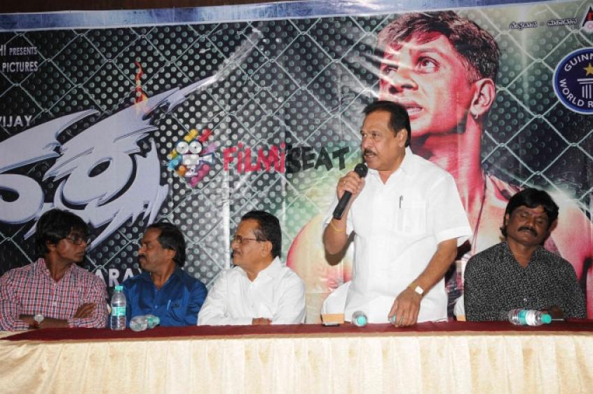 Daksha Film Audio Release Photos