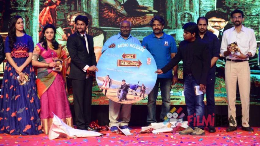 Yevade Subramanyam Audio Launch Photos