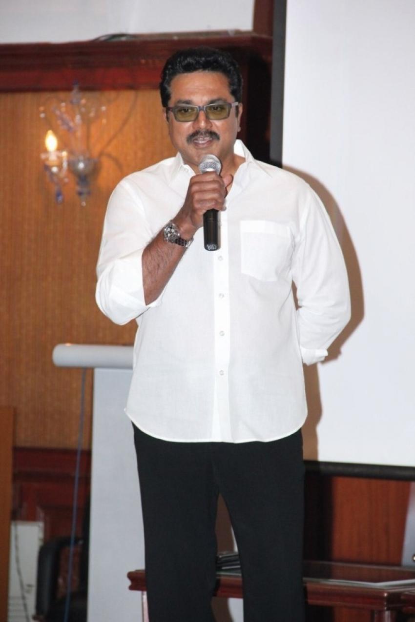 Sandamarutham Success Meet Photos