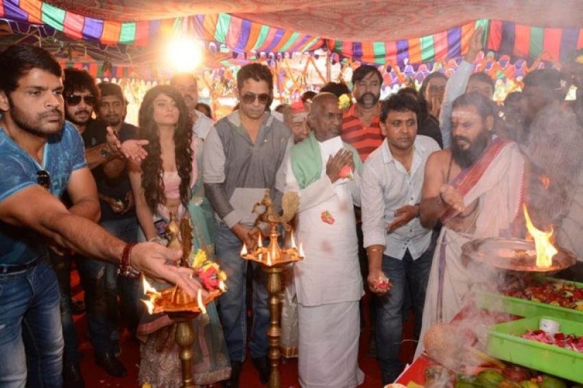 Oru Melliya Kodu Movie Launch Photos