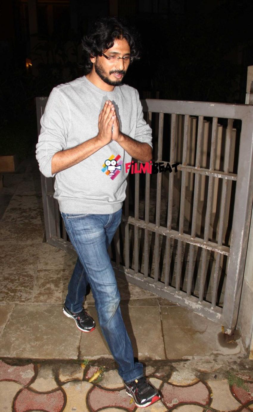 Shahid Kapoor 33rd Birthday Bash Photos