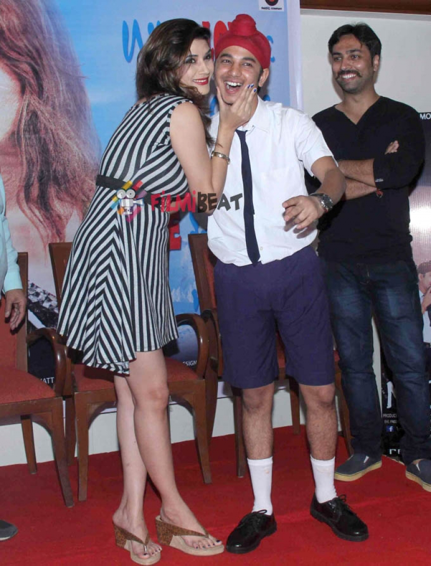 'Mansoon' Movie Promotional Event Photos