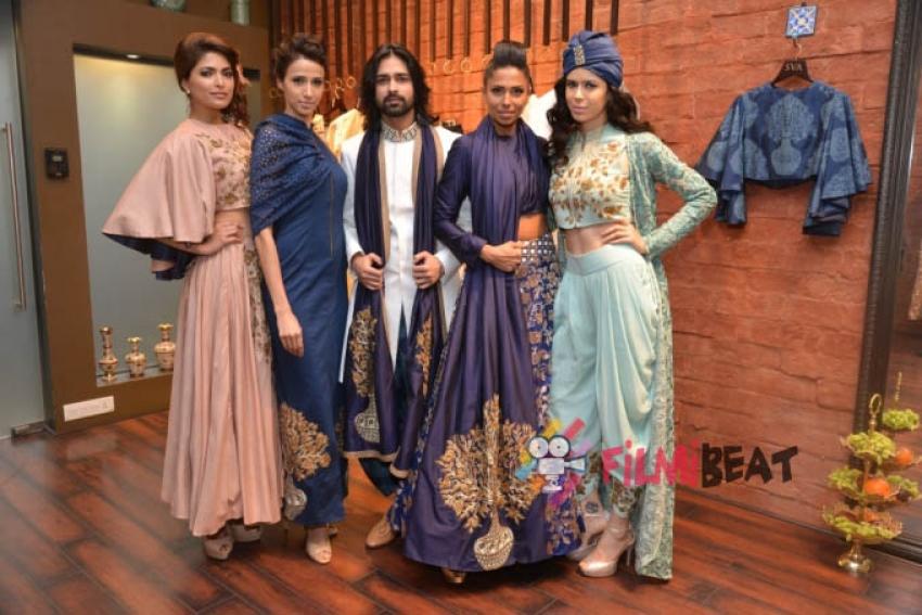 Sonam & Paras Modi Host Preview For 'Istanblu' Photos