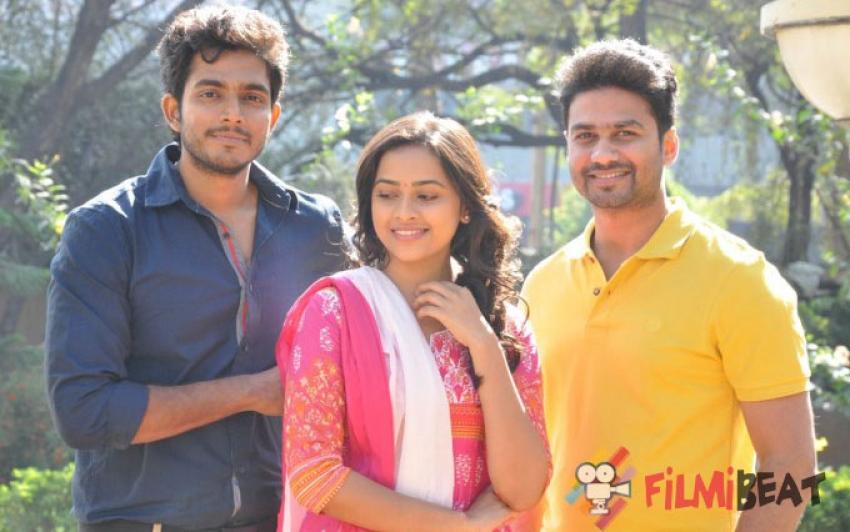 Varadhi Teaser Launch Photos