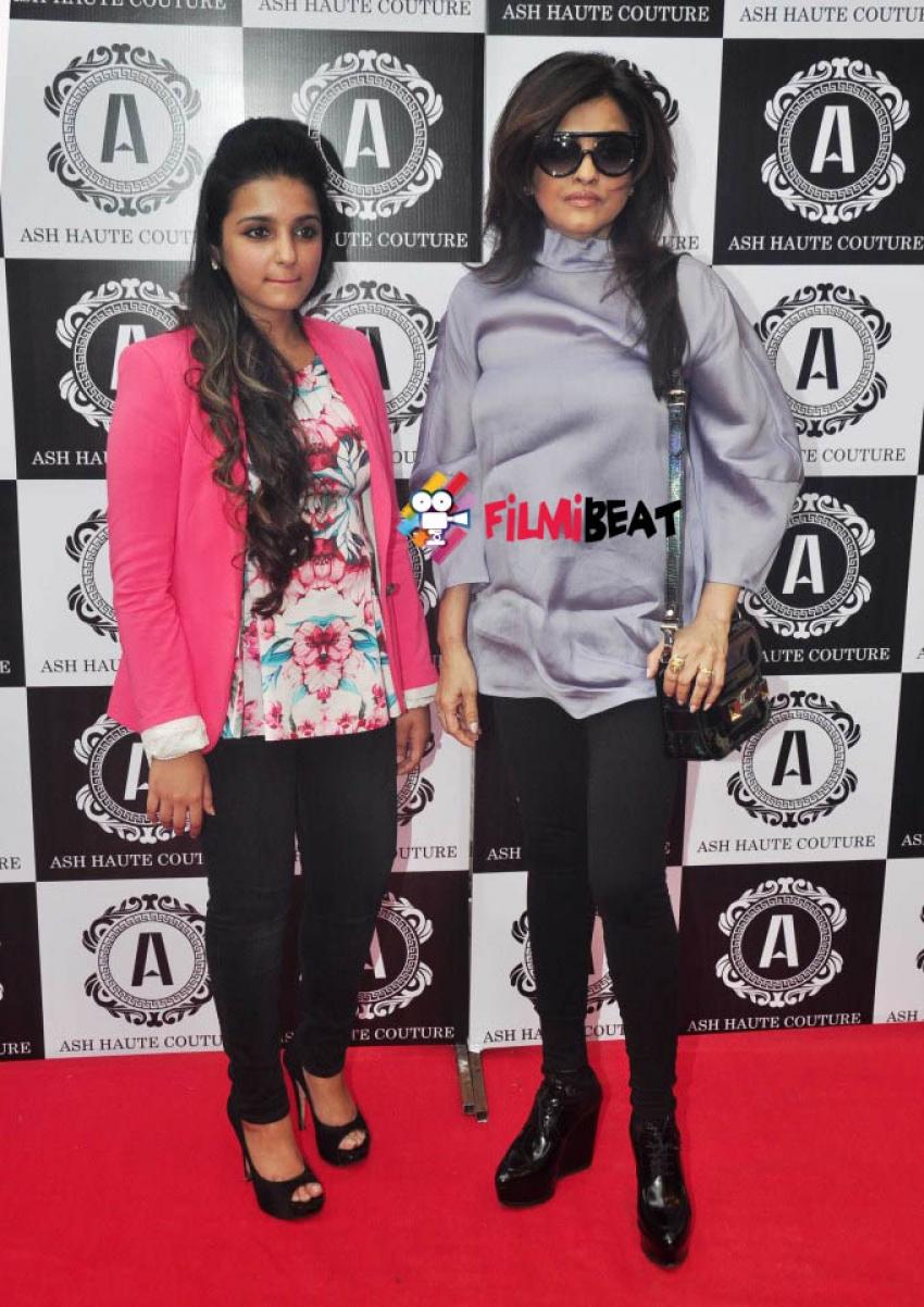 The Ash Haute Couture Store Launch Photos