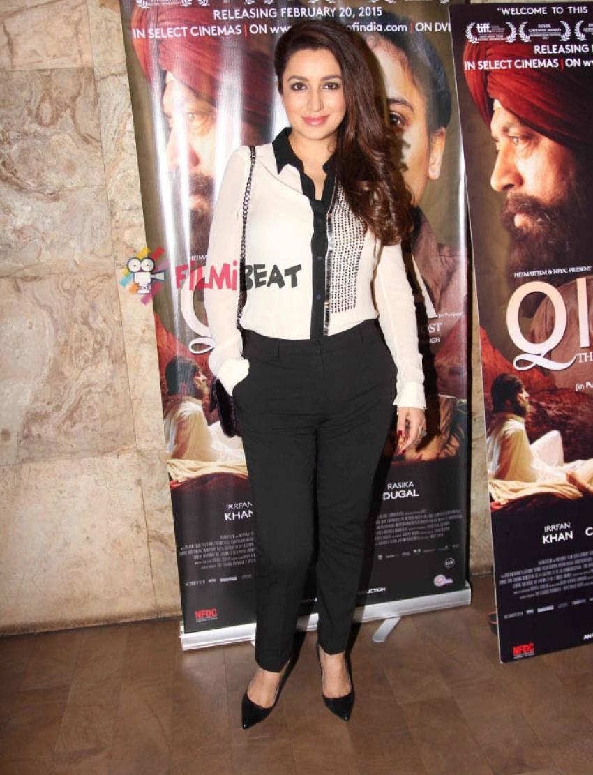 'Qissa' Movie Special Screening Photos