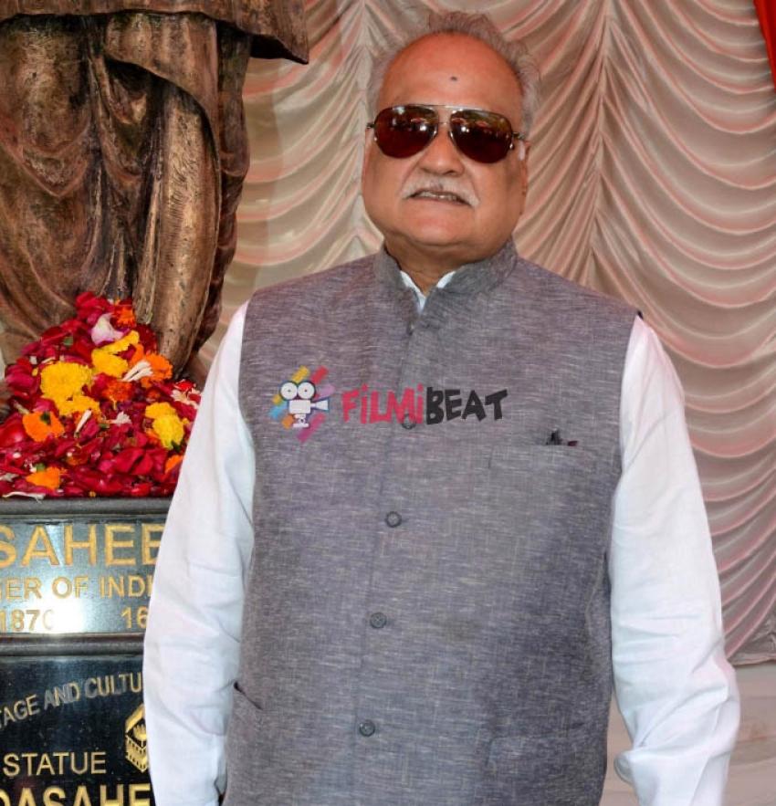 Celebs Pay Tribute To Dadasaheb Phalke On His 71st Death Anniversary Photos