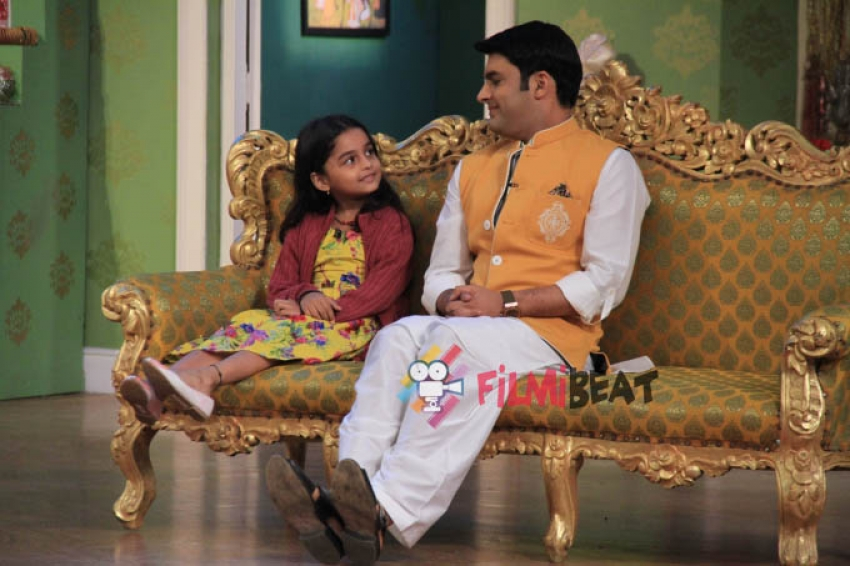 Comedy Nights With Kapil 'Mahashivratri Special' Photos