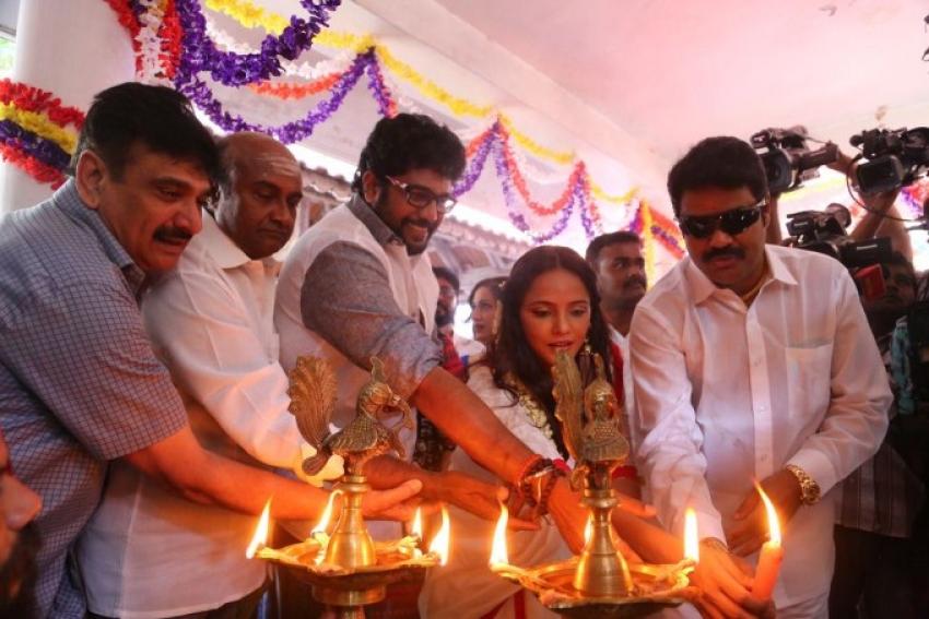 Vaigai Express Movie Launch Photos