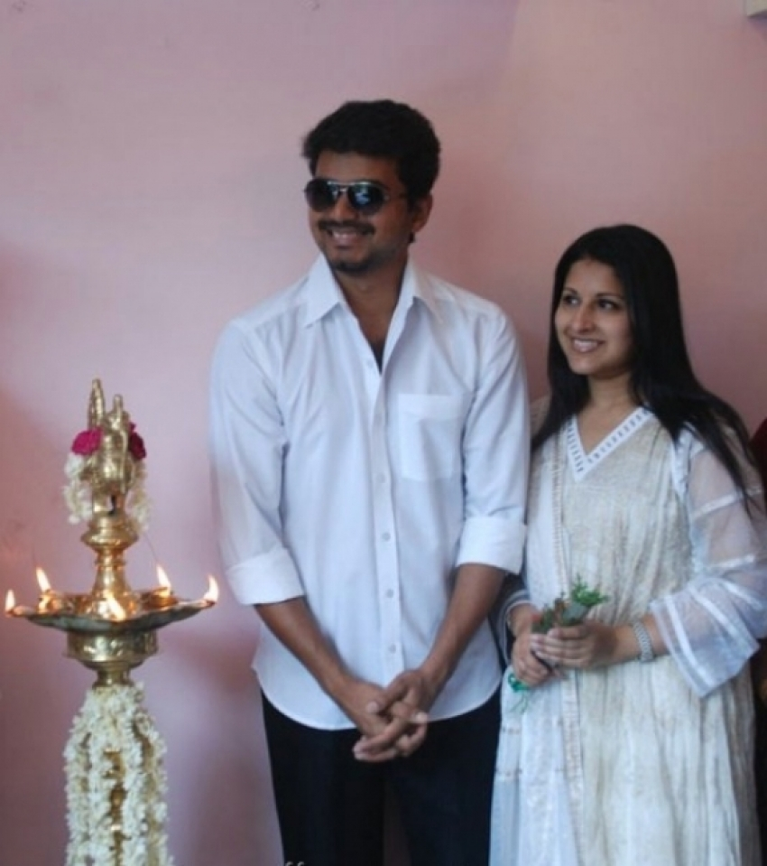 Valentine's Day Special : Kollywood Cute Couples Photos