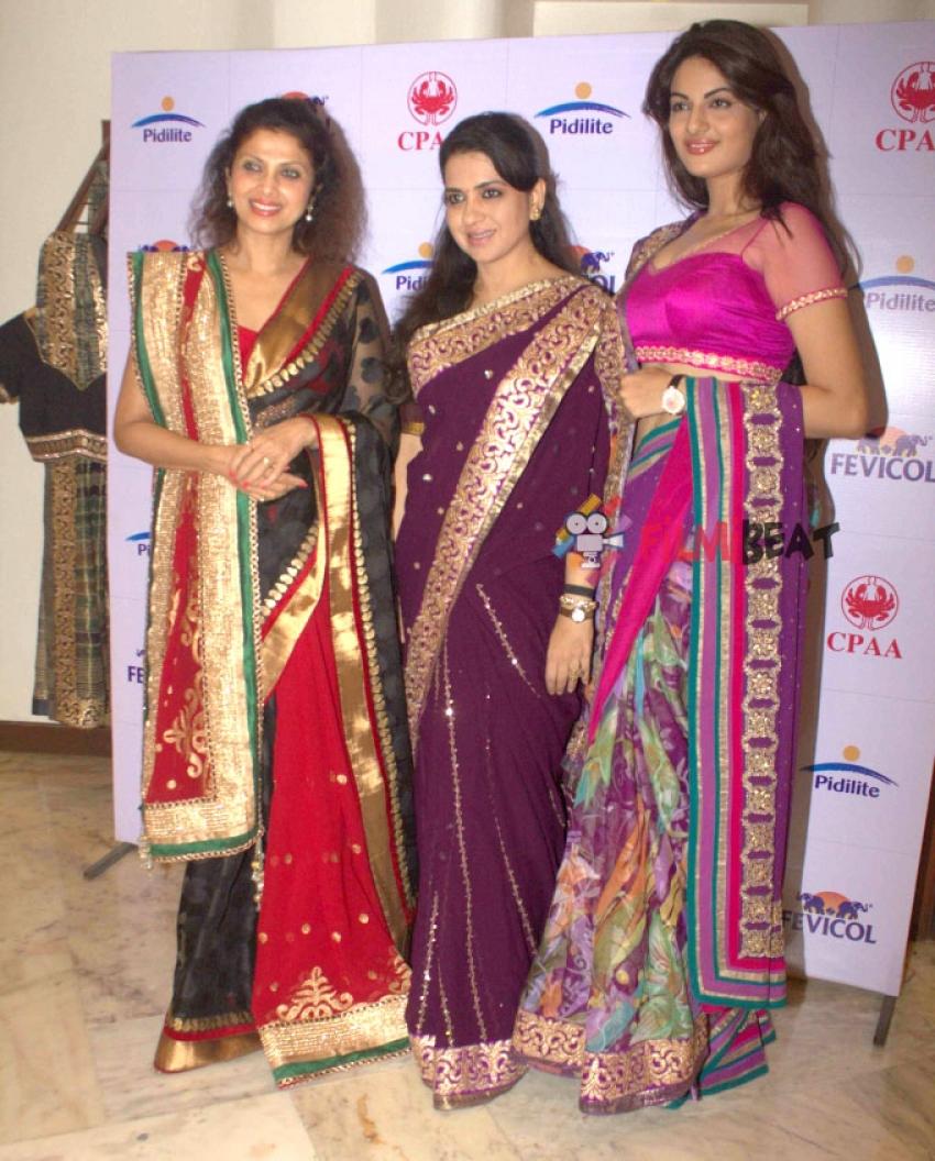 Shaina NC's Preview For Pidilite Fashion Show Photos