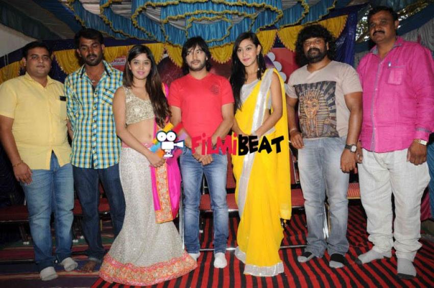 Whatsapp Kannada Movie Launch Photos