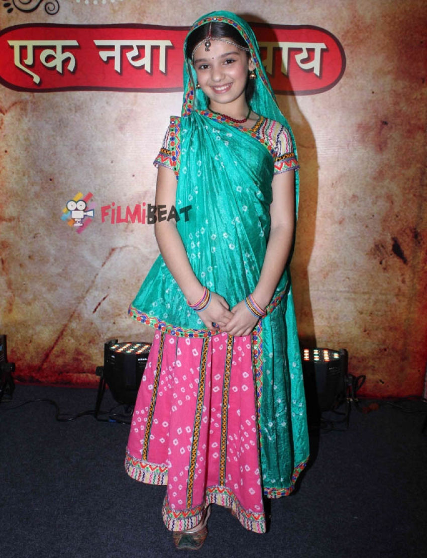 11 Year Leap In Colors TV Show 'Balika Vadhu' Photos