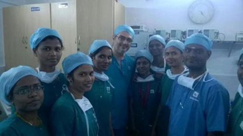 Ajith New Born Baby Photos