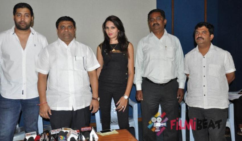 Anandam Malli Modalaindi Press Meet Photos