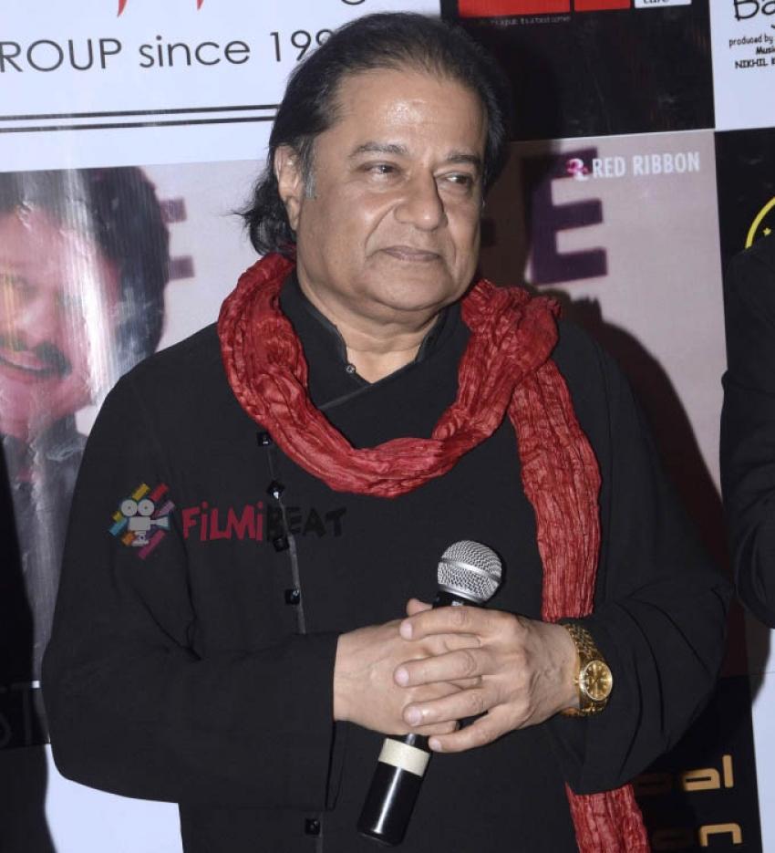 Anup Jalota-Pankaj Udhas' Zindagi Song Launch Photos