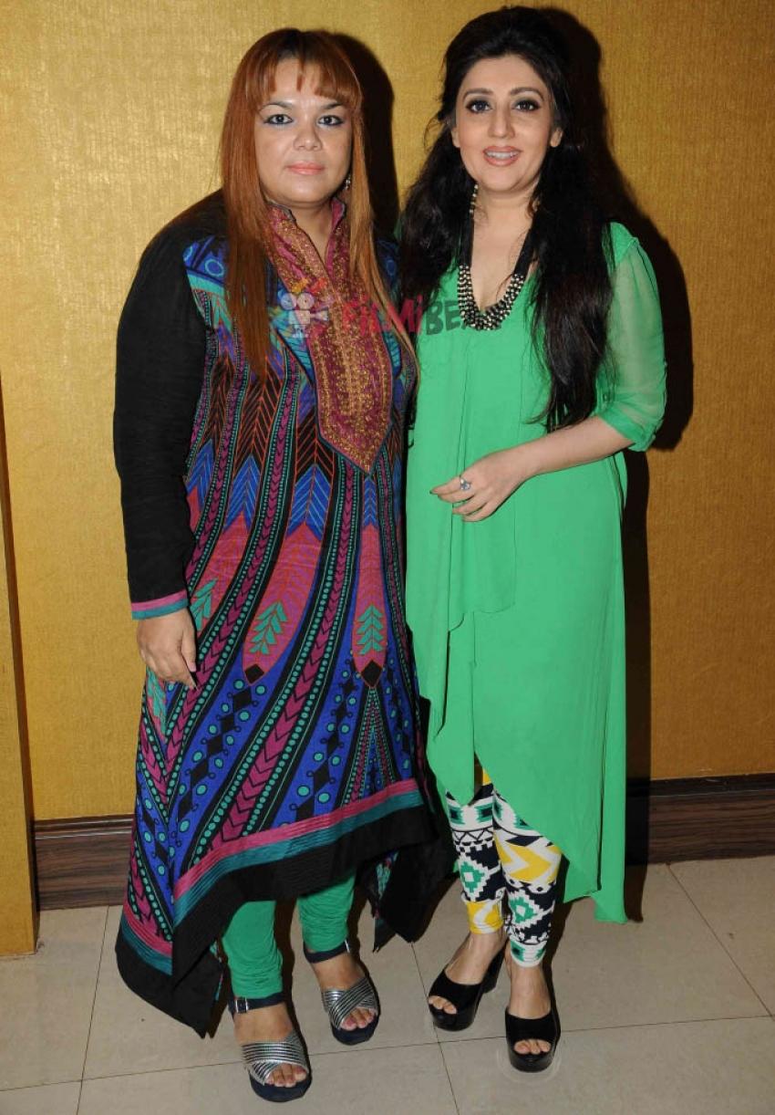 Nandita & Archana At Press Meet Of Announcement Of 4 Feature Films Photos