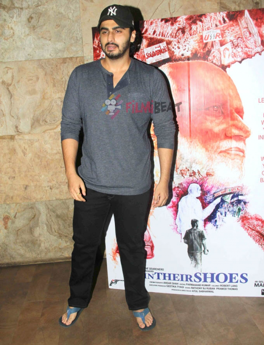 'In Their Shoes' Film Special Screening Photos