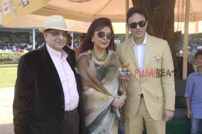 CN Wadia Gold Cup Race & Inauguration Of HTC Gladrags Mrs. India Photos