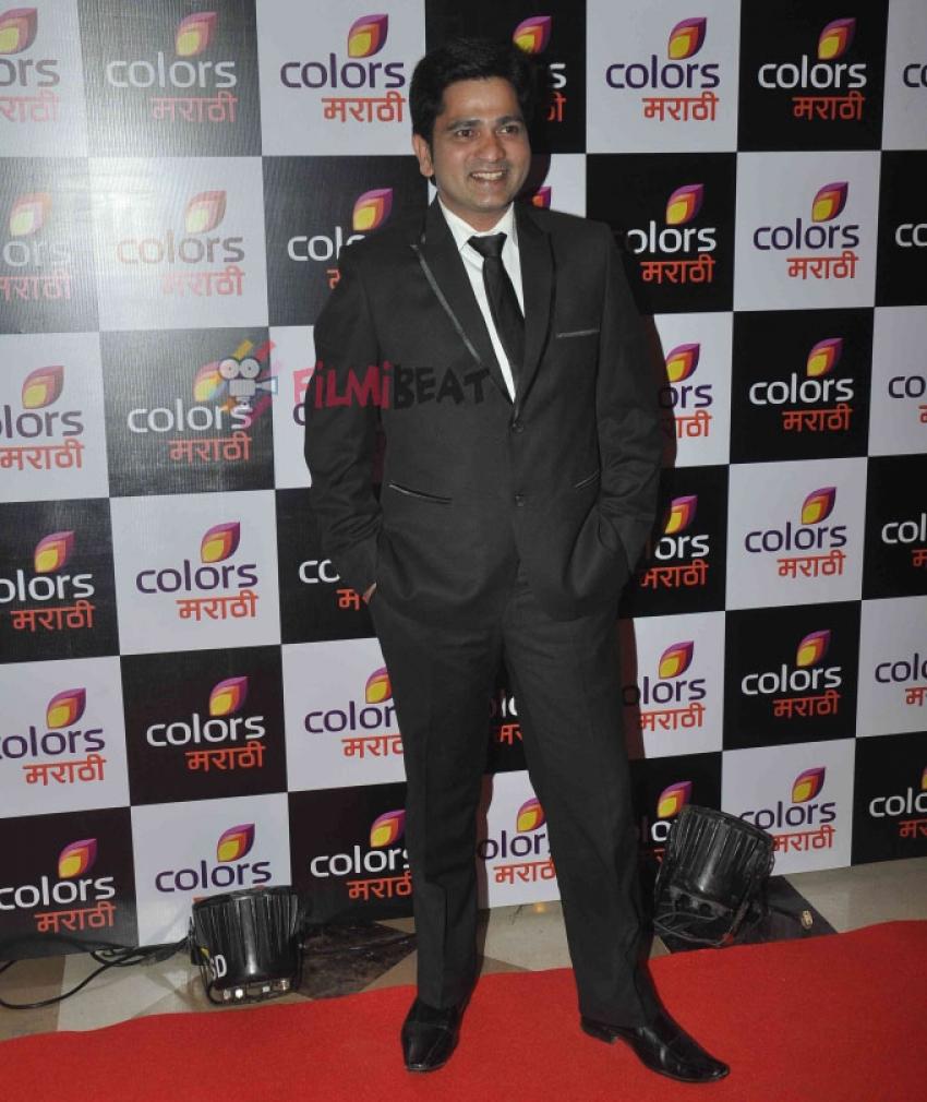 Colors Marathi Entertainment Channel Launch Photos