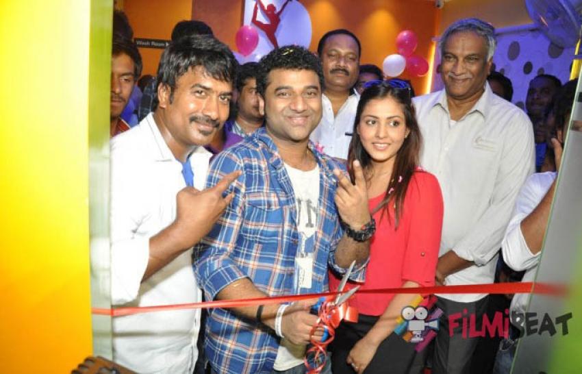 Satya Dance Studio Launch Photos