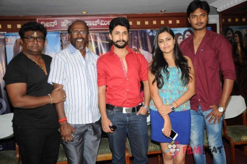 'Goa' Film Press Meet Photos