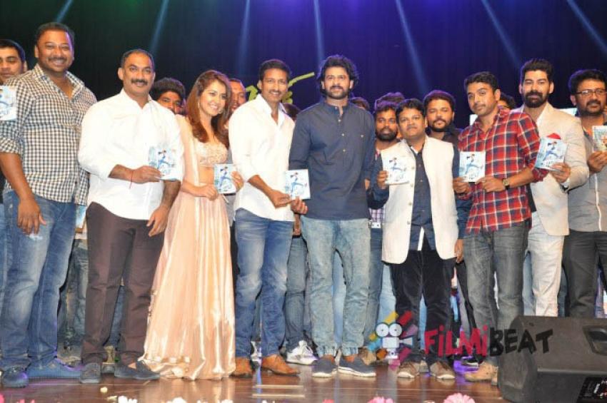 Jil Audio Launch Photos