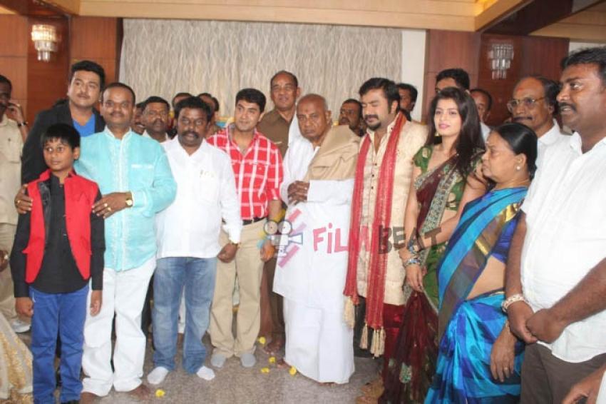 Sri Sai Film Launch Photos