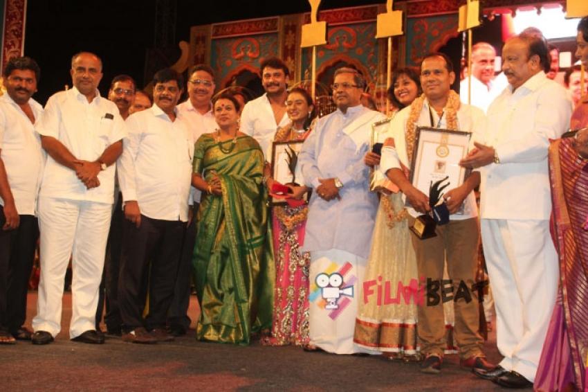 Karnataka State Film Awards 2012-2013 Photos
