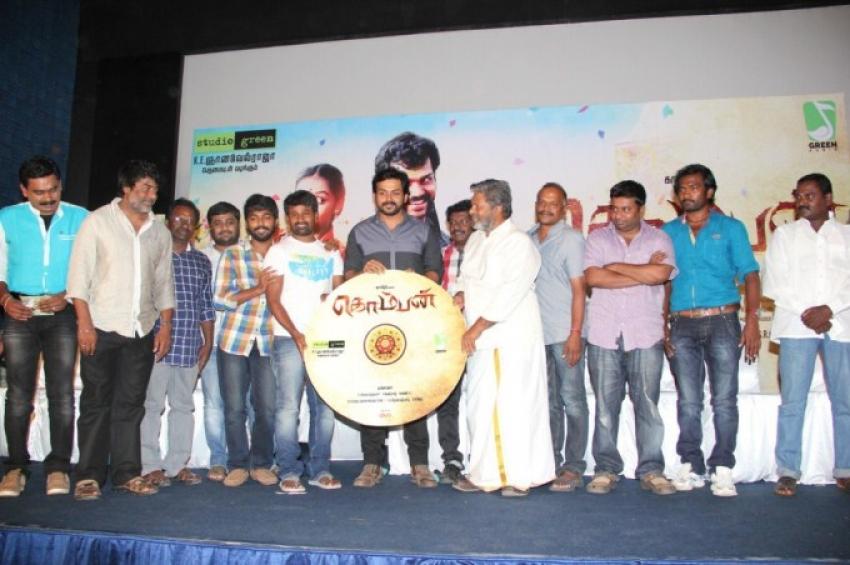 Komban Audio Launch Photos