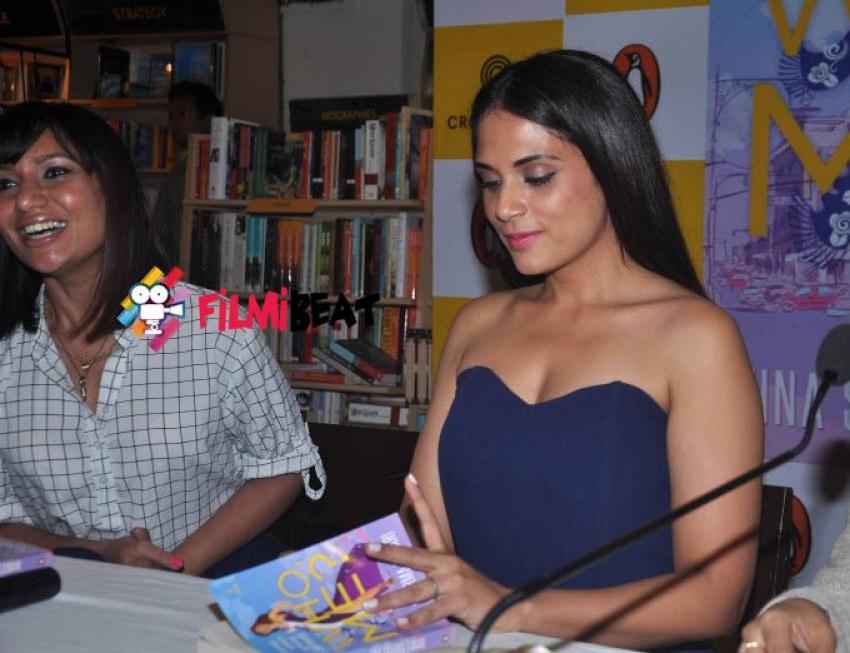 Launch of Tina Sharma's book Who, Me Photos
