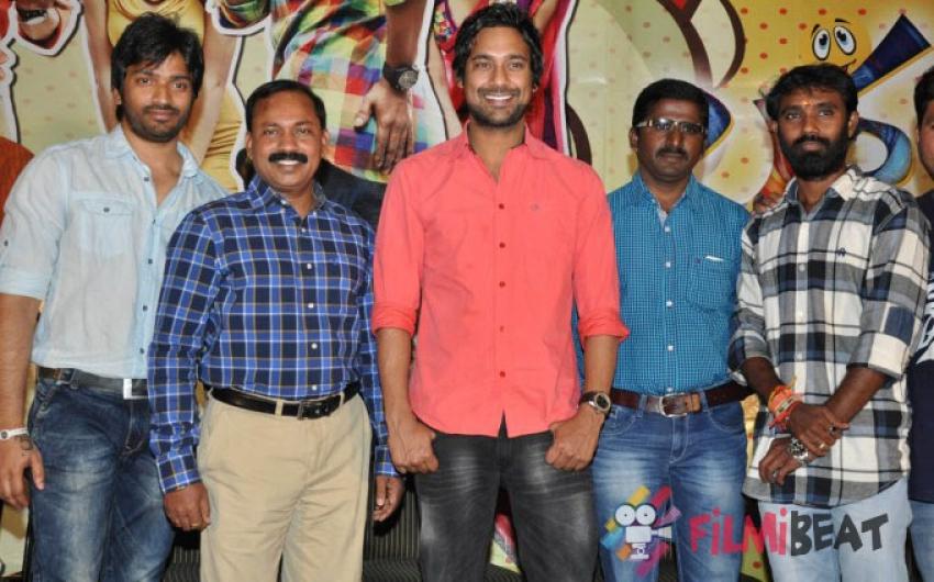 Lava Kusa Song Launch Press Meet Photos