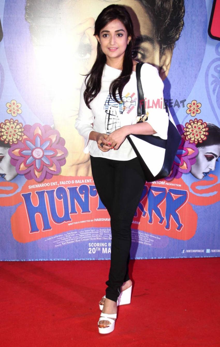 Hunterrr Movie Special Screening Photos